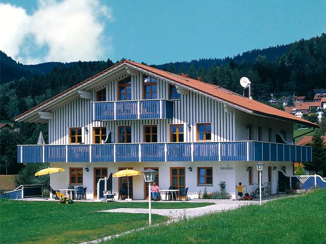 Familienferienhaus Rossberger in Bodenmais