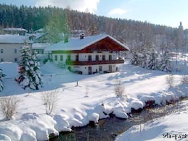 Fischerwirt - Hotel Grenzwald in Bayerisch Eisenstein