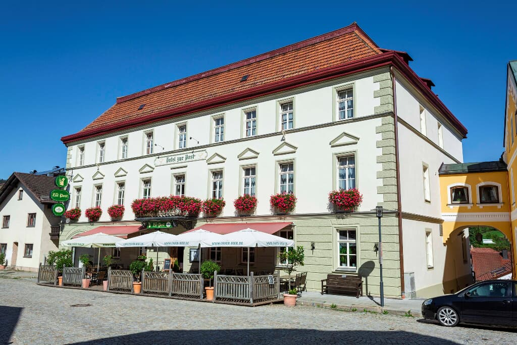 Hotel zur Post in Lam