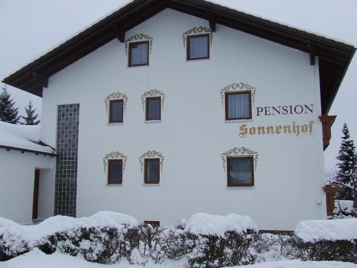 Pension Sonnenhof in Habischried