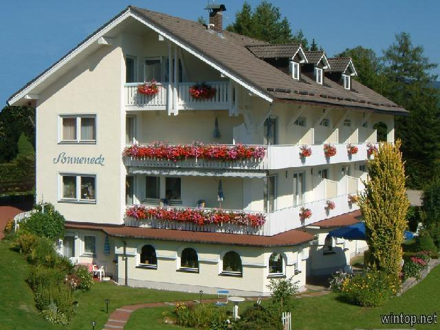 Wellness-Pension Sonneneck in Bayerisch Eisenstein