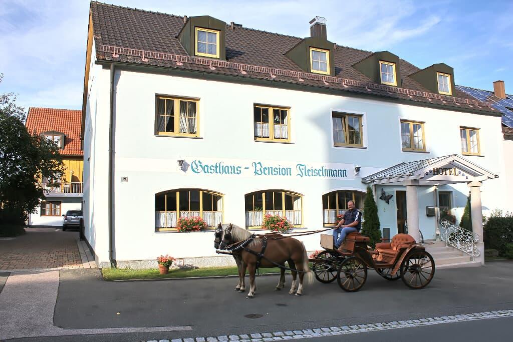 Hotel Fleischmann in Roding