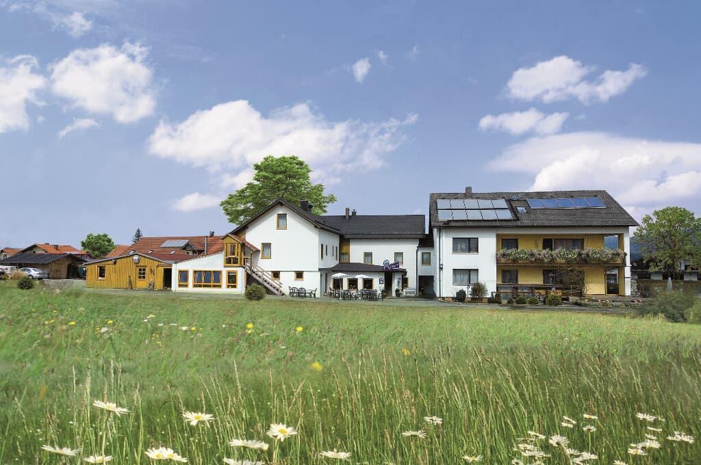Landgasthof Benjamin in Treffelstein