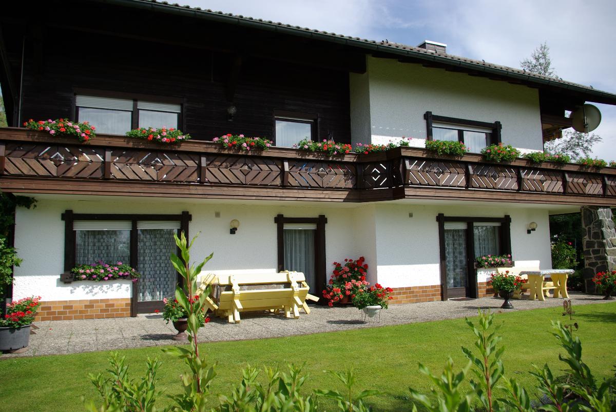 Pension Ferienhaus Brem in Bodenmais