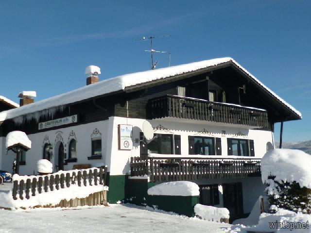 Gästehaus am Berg in Bayerisch Eisenstein