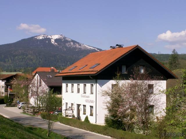 Pension Wiesenau in Bayerisch Eisenstein