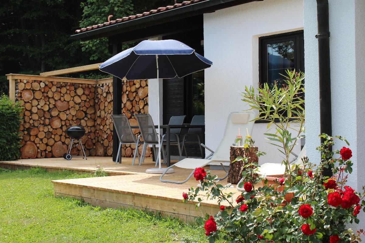 Ferienhaus am Brotjacklriegel in Schöfweg