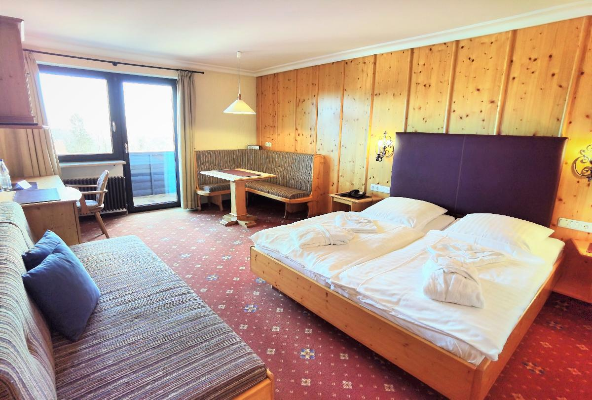 Hotel & Residence Hochriegel in Klingenbrunn