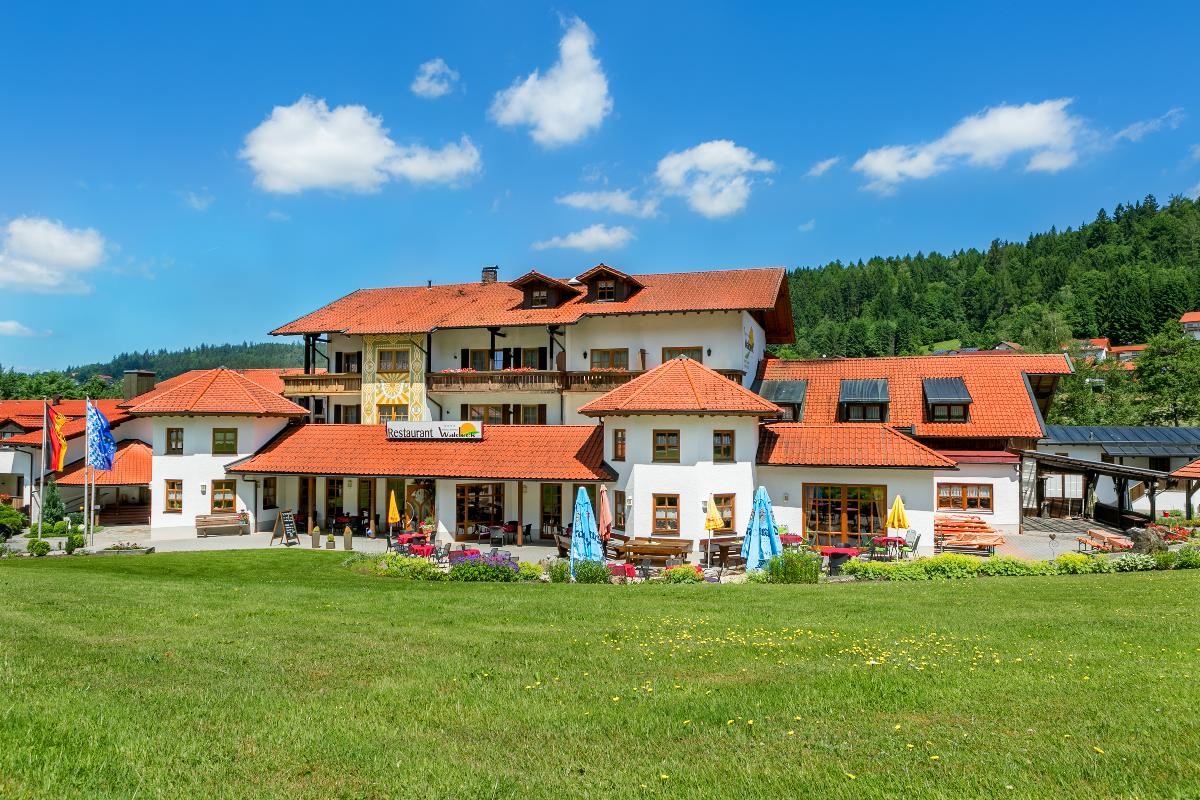 Wellness- und Wohlfühlhotel Waldeck in Bodenmais