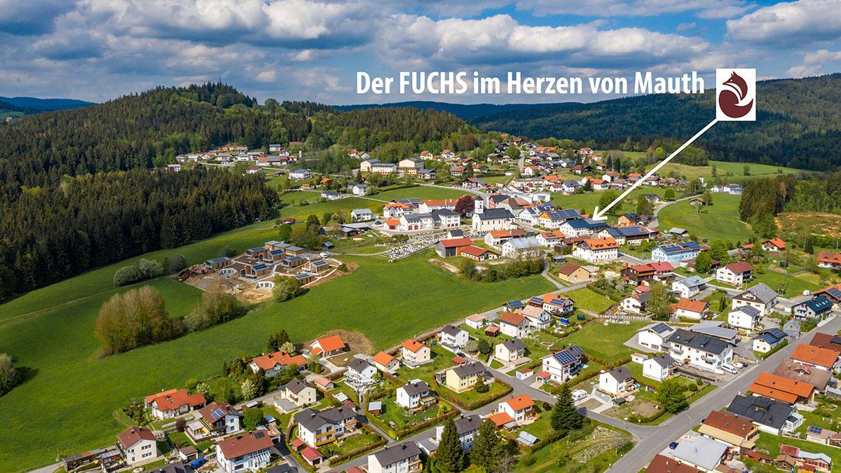 Gasthaus - Hotel ***S FUCHS in Mauth