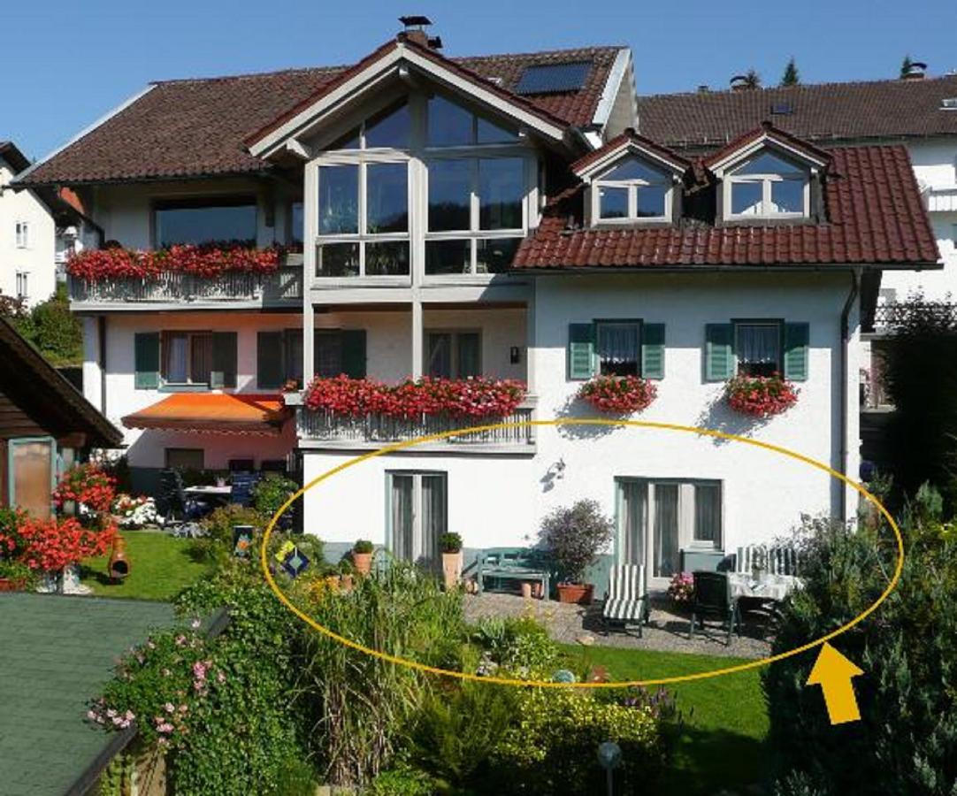 Arber Ferienwohnungen Friedl in Bayerisch Eisenstein