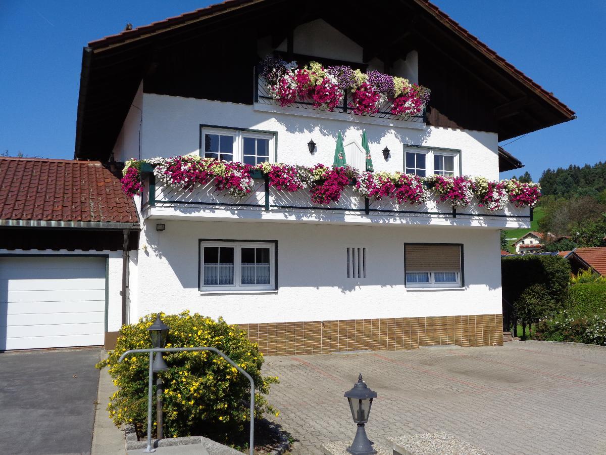 Haus am Berg in Rinchnach