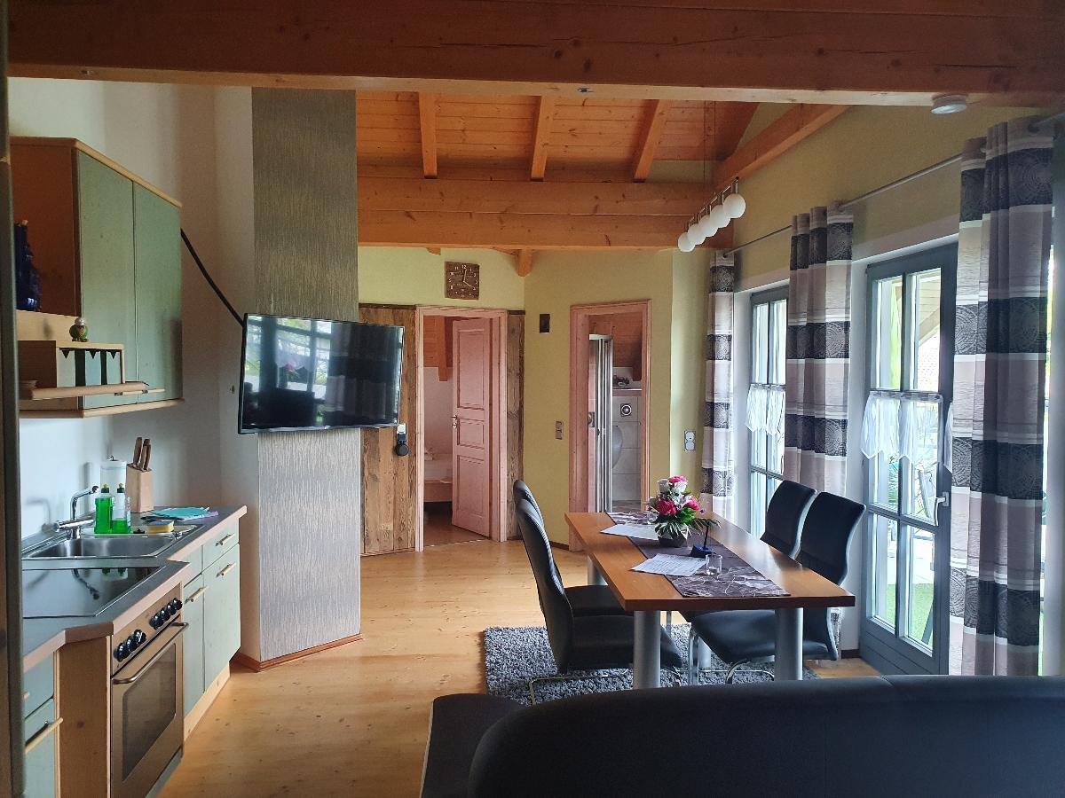 Ferienhaus Tonihof in Langdorf/Brandten