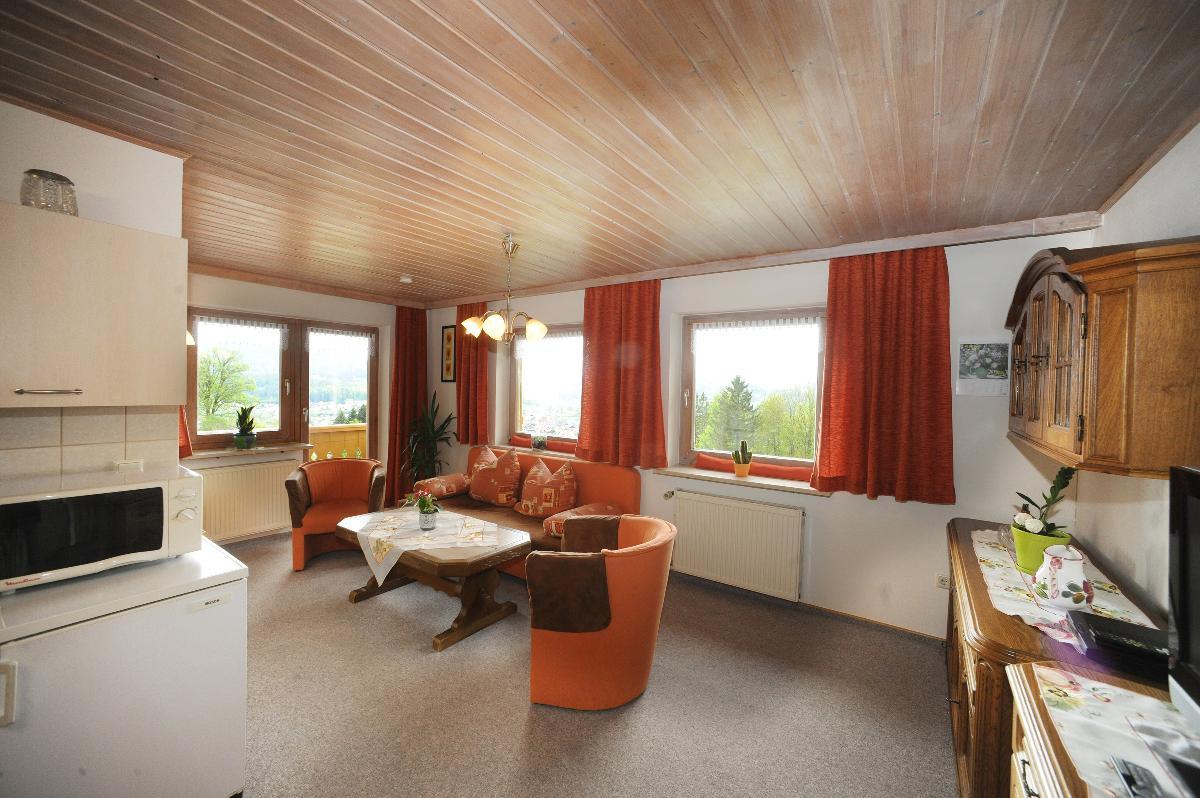 Pension Haus Sonnenfels in Bodenmais