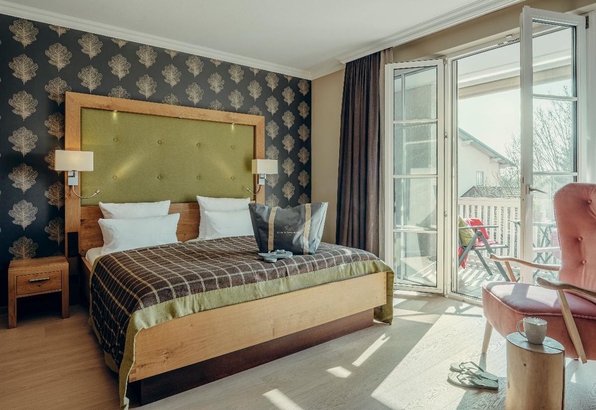 Das Mühlbach - Spa & Romantik Hotel in Bad Füssing