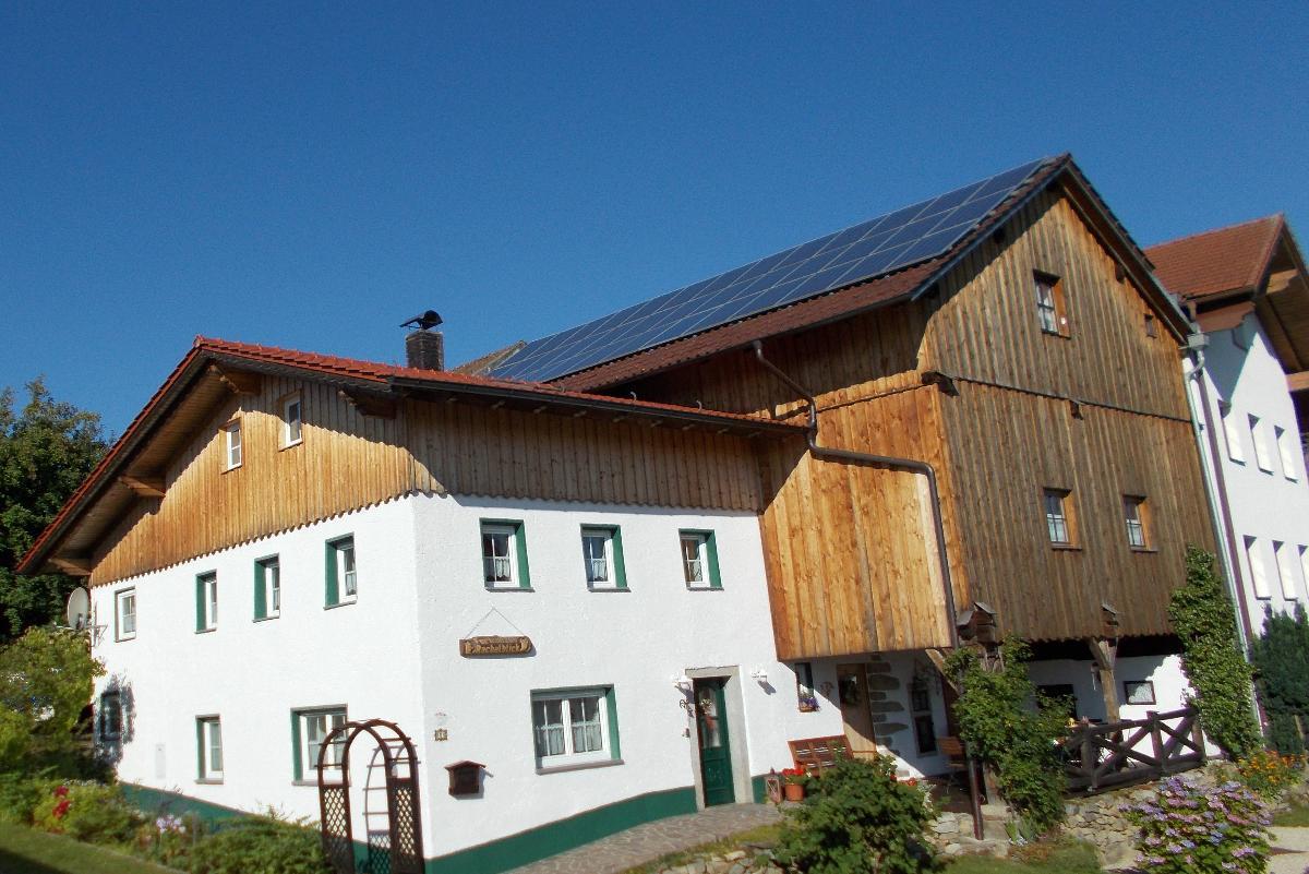 Ferienhaus Rachelblick in Kirchberg i. Wald