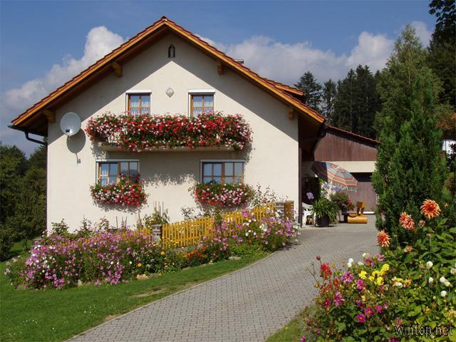 Privatpension Brunnhölzl in Neuschönau