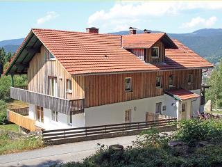 Ferienwohnung Bodenmaiser Blick in Bodenmais
