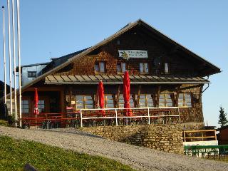 Arberschutzhaus in Bayerisch Eisenstein