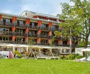 Bio-Thermalhotel Falkenhof in Bad Füssing
