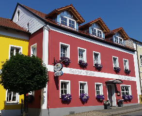 Gasthof Müller in Neukirchen b. Hl. Blut