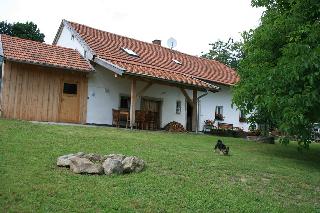 Ferienhaus Winter in Blaibach