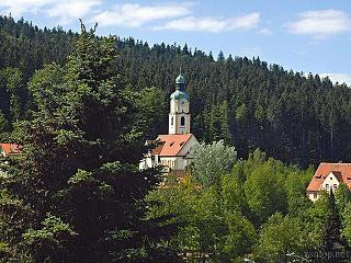 Landhaus Panorama in Bayerisch Eisenstein