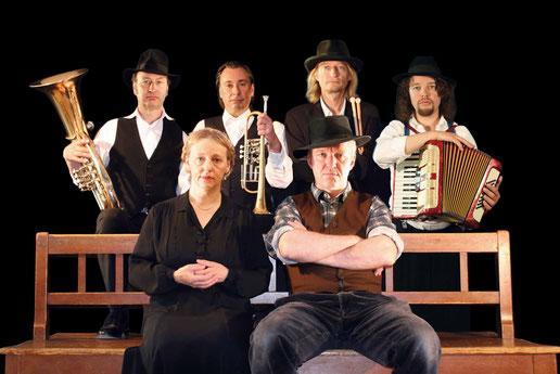 Tannöd - ein Live Hörspiel in Neurandsberg