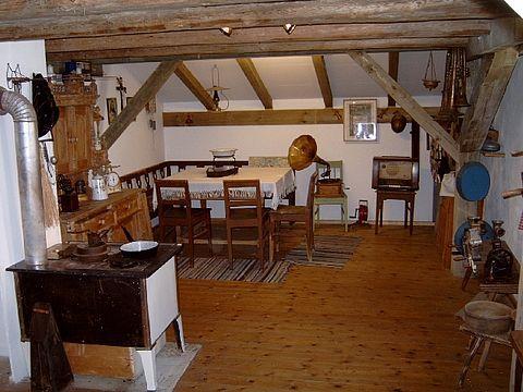 Museumsführung im Heimatmuseum Rattenberg und Sitzweil im Gasthaus Mühlbauer, Unterholzen mit Musik