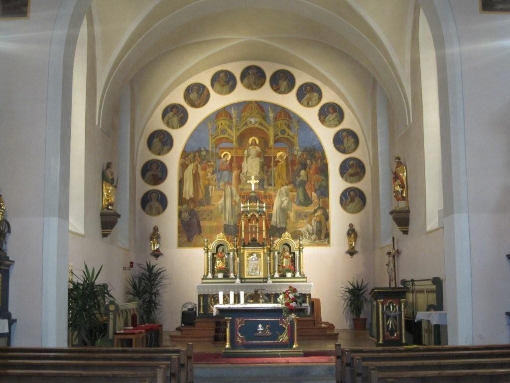 Gottesdienst zum Patrozinium Hl. Nikolaus
