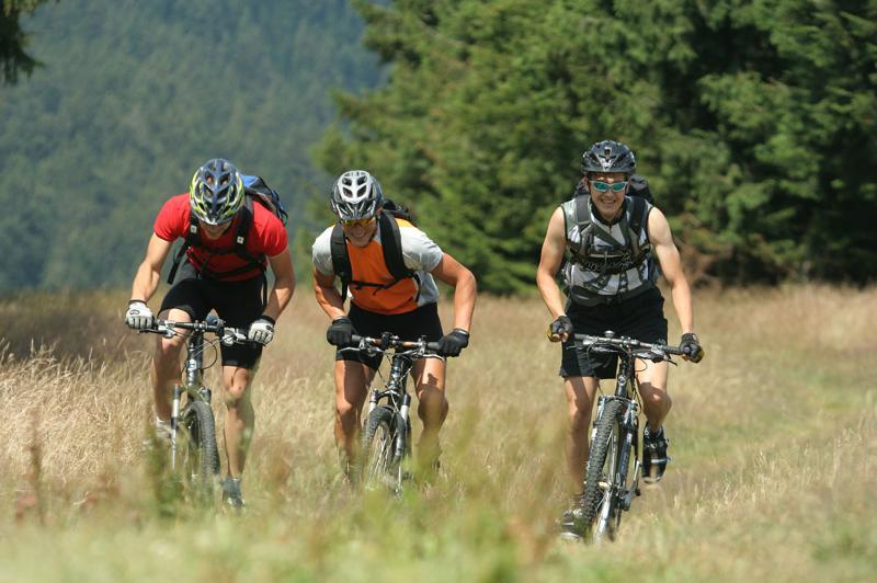 """Mountainbiketour """"Hügeltour"""""""