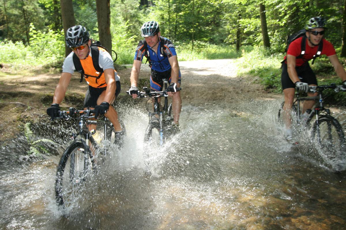 """Mountainbiketour """"Gipfeltour"""""""