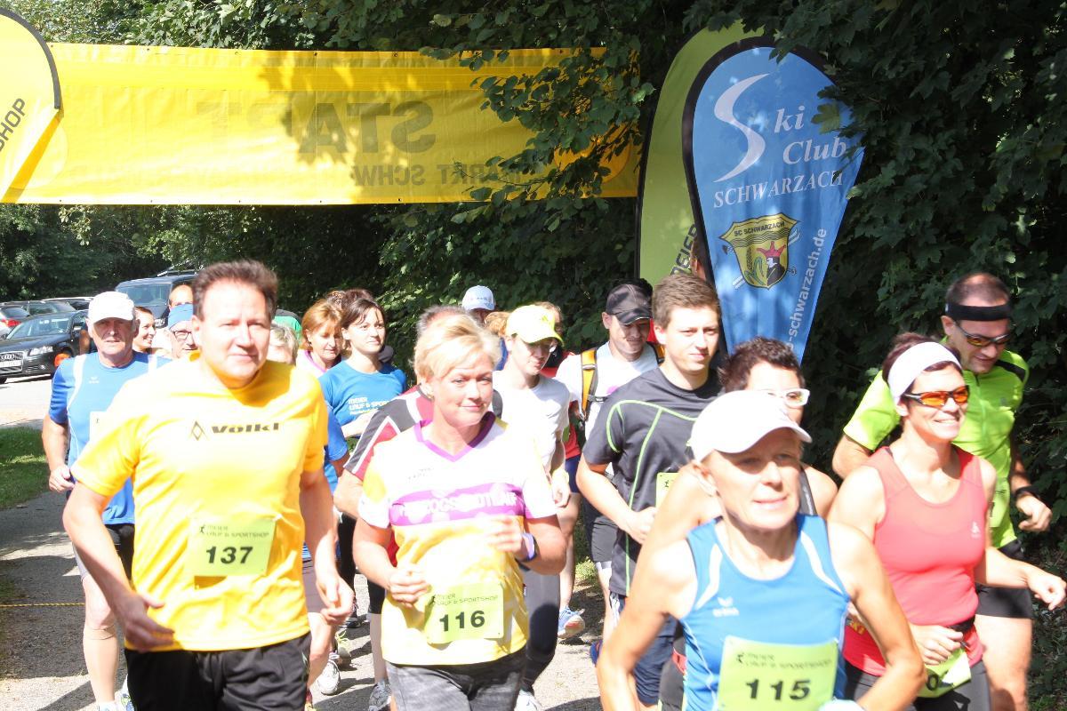 3. Hirschenstein-Berglauf des SC Schwarzach