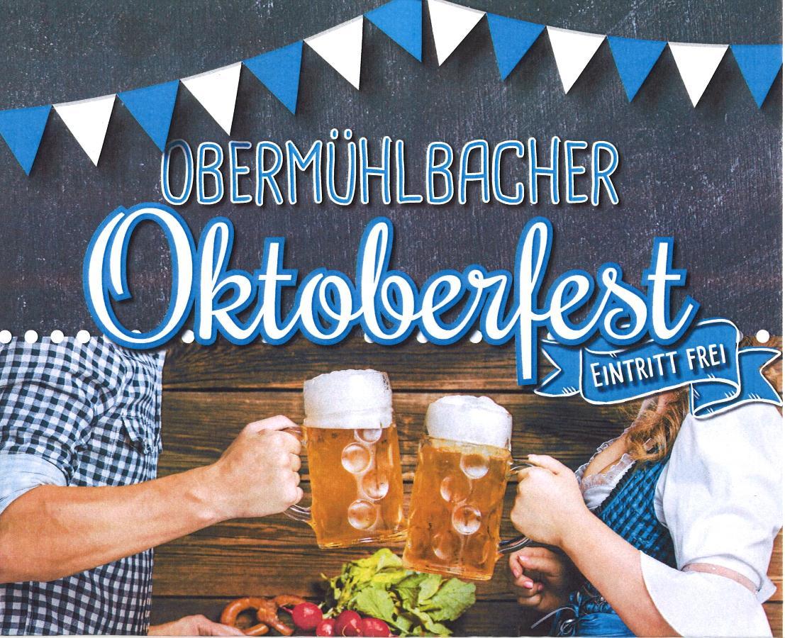 Oktoberfest der FFW Obermühlbach