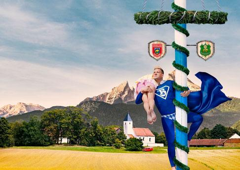 Da Bobbe mit neuem Programm in Neurandsberg