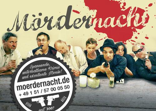 Mördernacht in Neurandsberg