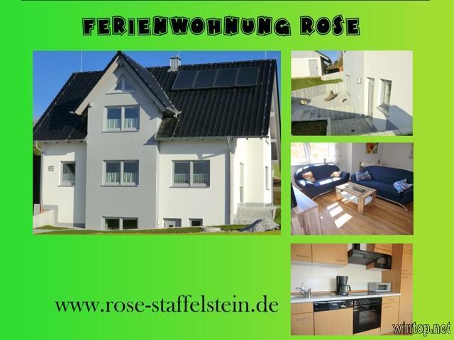 Ferienwohnung Rose in Bad Staffelstein