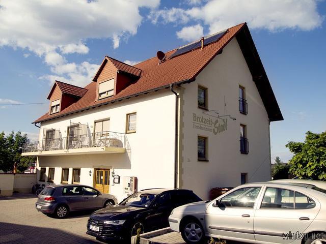 Brotzeit-Stadl in Bad Staffelstein