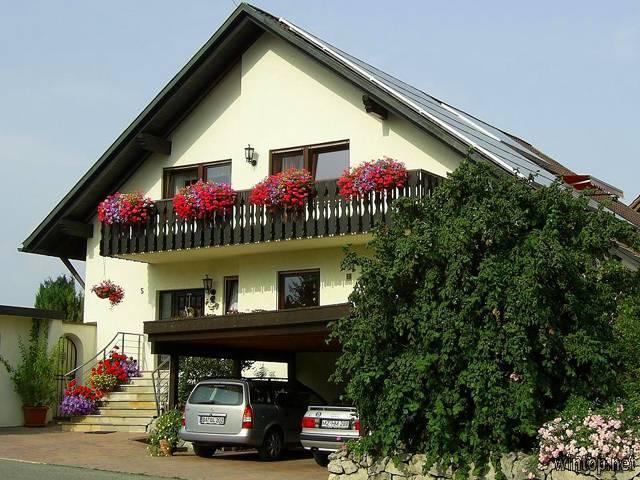 Ferienwohnung Holzschuh in Bad Staffelstein OT Nedensdorf