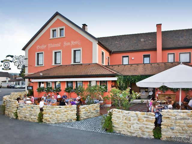 Gasthof-Hotel Maintal in Bad Staffelstein OT Grundfeld