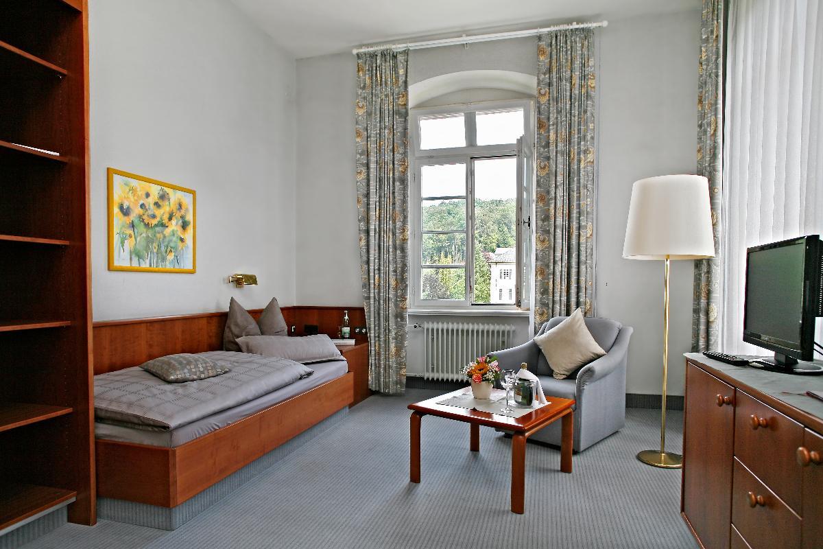 Badhotel Bad Brückenau In Bad Brückenau
