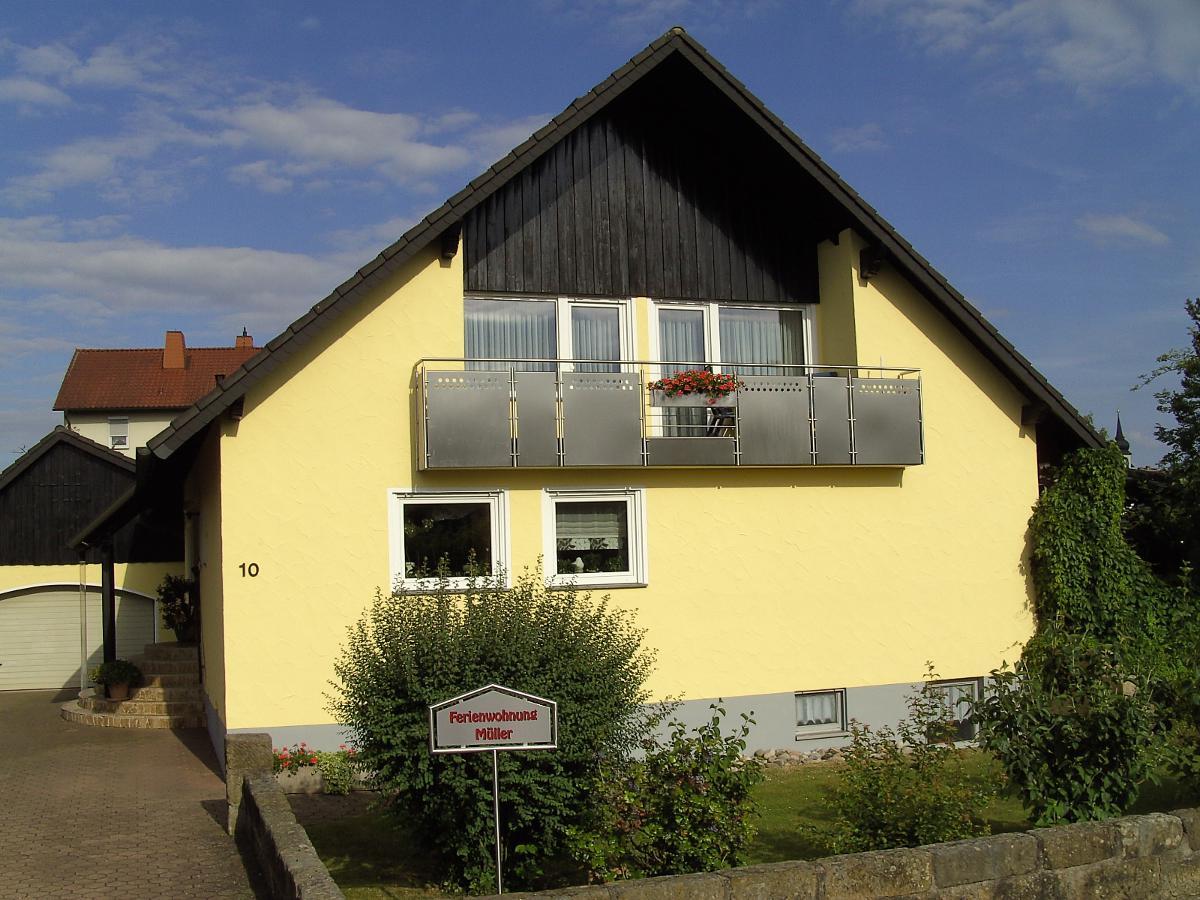 Ferienwohnung Müller in Ebensfeld