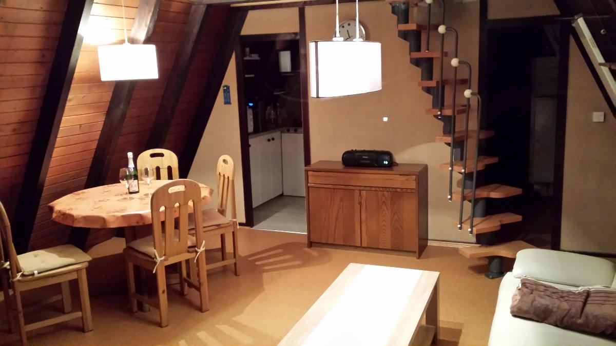 freyunger nurdachhaus in freyung. Black Bedroom Furniture Sets. Home Design Ideas