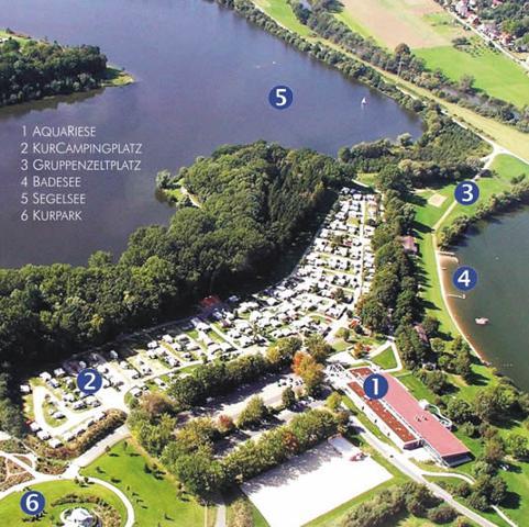 Campingplatz Bad Staffelstein in Bad Staffelstein