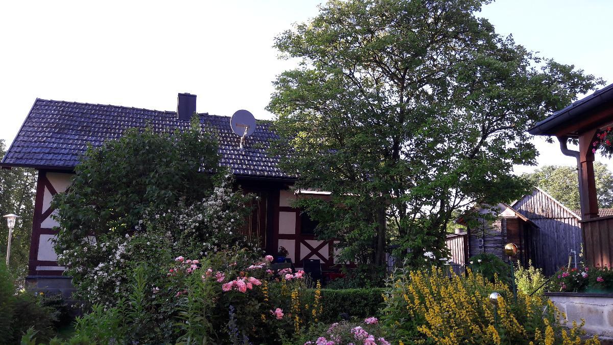Ferienhaus Geuß in Bad Staffelstein OT Stadel