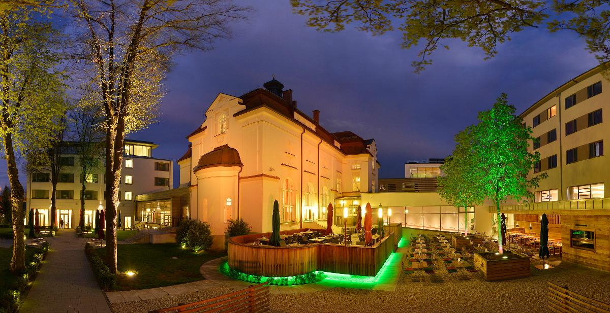 Asam hotel spa in straubing for Design hotel niederbayern