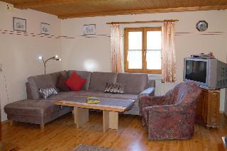 Ferienwohnung Bachrauschen (65qm) für 4 Personen mit Terrasse